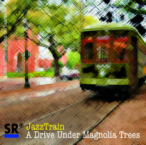 JazzTrain - A Drive Under Magnolia Trees_Booklet_Seite_1