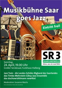 SR3 - Musikbühne - 24-April-2016